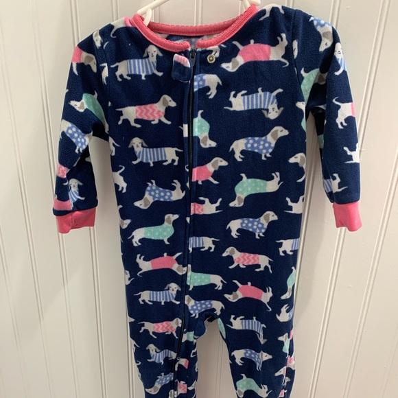 Carter's Other - 18mo feetie pajamas
